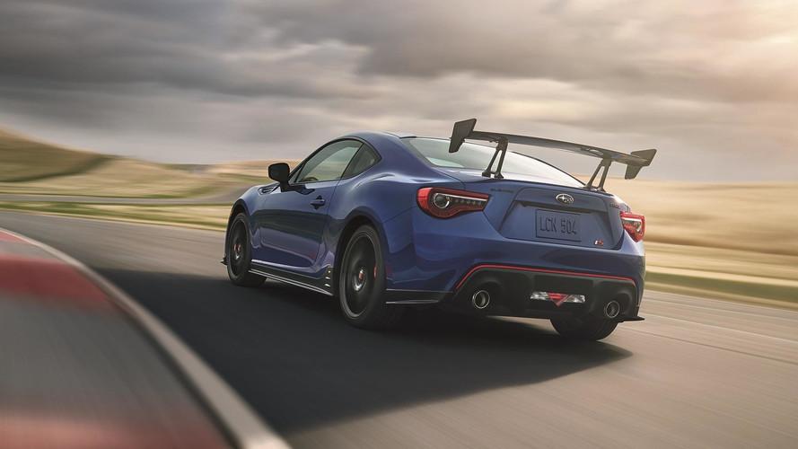 Subaru dévoile un BRZ plus affûté