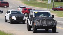 2018 Jeep Cherokee casus fotoğraflar