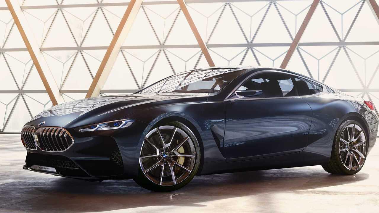 BMW 8 Series Concept