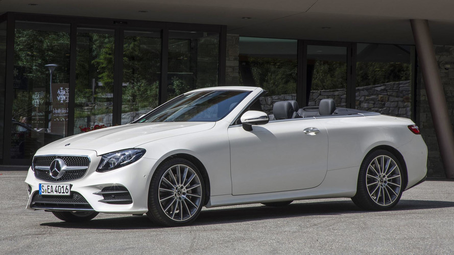 2018 Mercedes-Benz E-Class Cabriolet First Drive: Four-Season Droptop