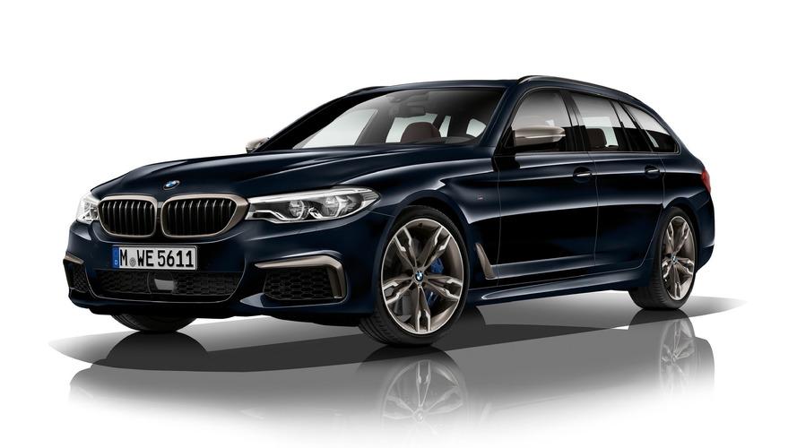 BMW M550d xDrive - Un diesel... de 400 chevaux !