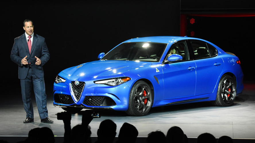 Alfa Romeo Boss Bigland Is Unconcerned By Slow Giulia Sales Growth