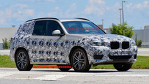 2019 BMW X3 spy photo