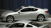 Hyundai RWD Sports Coupe UNCOVERED