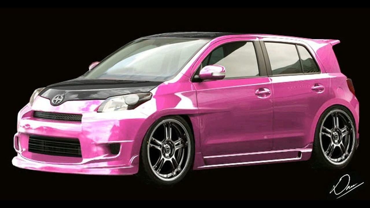 Scion xD by Team Hybrid