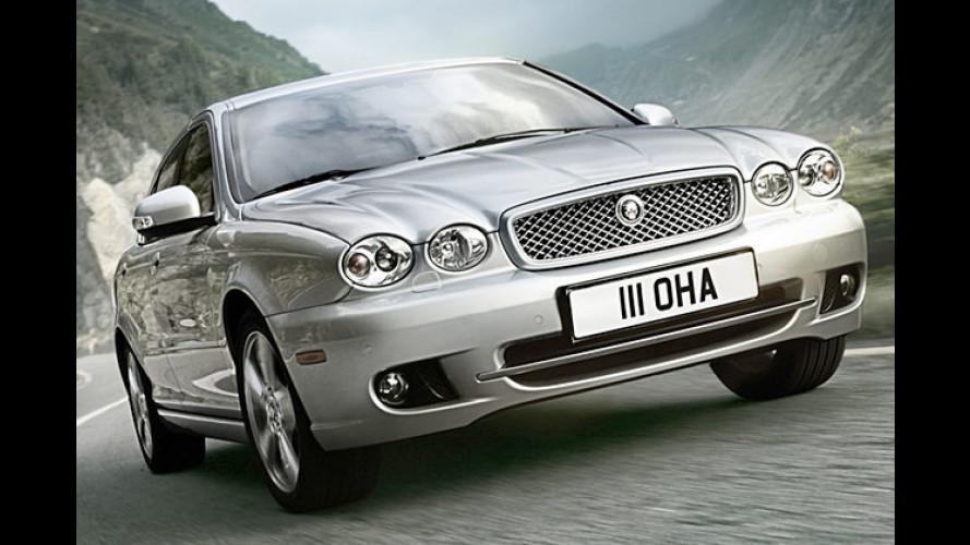 Drahtiges Kätzchen: Jaguar überarbeitet den X-Type