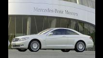 Mercedes CL ganz ruhig