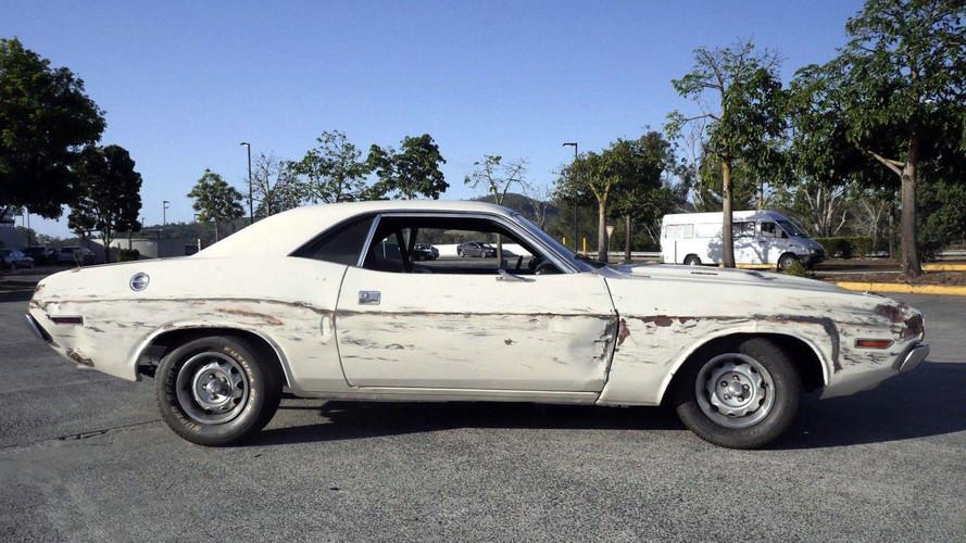 Death Proof Dodge Challenger eBay