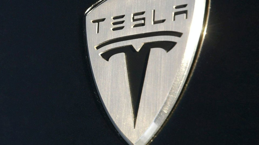 Tesla stock price down 15 percent