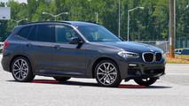 BMW X3 M Sport Spy Shots