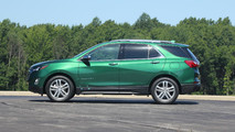 2018 Chevrolet Equinox: First Drive