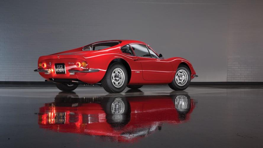 1969 Ferrari Dino 206 GT - Scaglietti