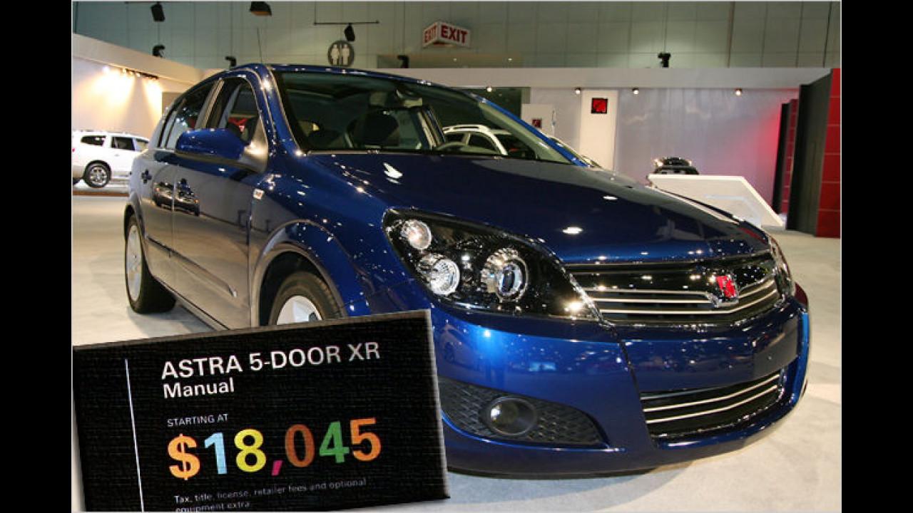 Opel Astra 1.8 Automatik/Saturn Astra