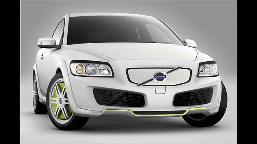 Volvo präsentiert auf der IAA das Concept Car ReCharge