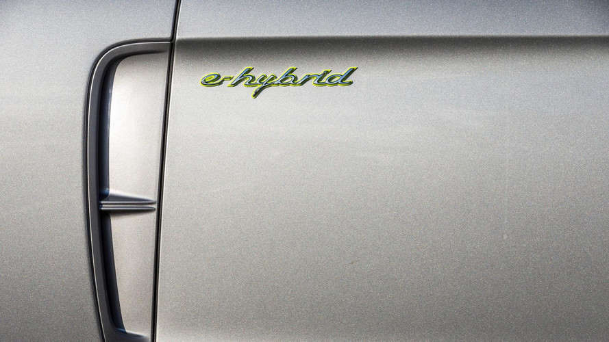 Most Porsches will be hybrid in the coming years
