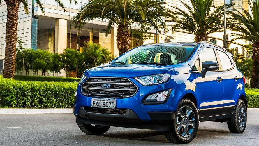 Ford EcoSport para PCD é lançado por R$ 63.072