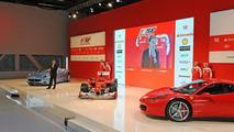 Ferrari F10 car launch, Maranello, Italy, 28.10.2010