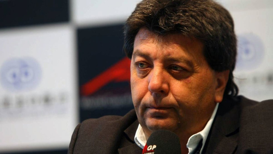 Teixeira denies Campos will do no winter testing