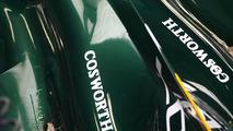 Lotus F1 Team, Cosworth - Formula 1 World Championship, Rd 10, British Grand Prix