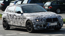 2011 BMW 135i Hatchback Spy Photos