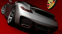 Hopeful Speculation: Porsche Supercar Concept