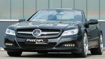 PIECHA Design Mercedes-Benz SL-Class R230 Avalange RS facelift conversion?