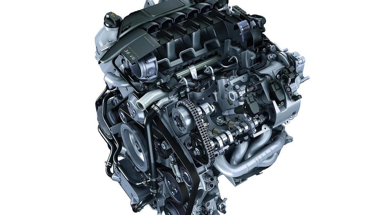 Porsche Panamera V6 07.06.2010