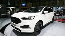 Ford Edge facelift (Euro spec)