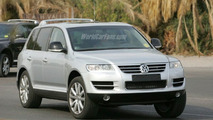 Spy Photos: VW Touareg Facelift