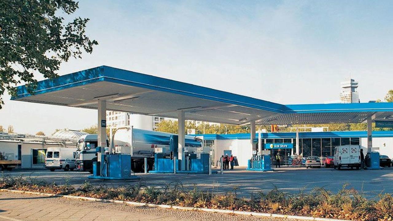 Hydrogen filling station CEP Berlin