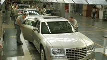 Chrysler Starts European Production of Chrysler 300C