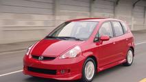 2007 Honda Fit Sport