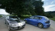 Eibach Mazda RX-8 and Mazda 3