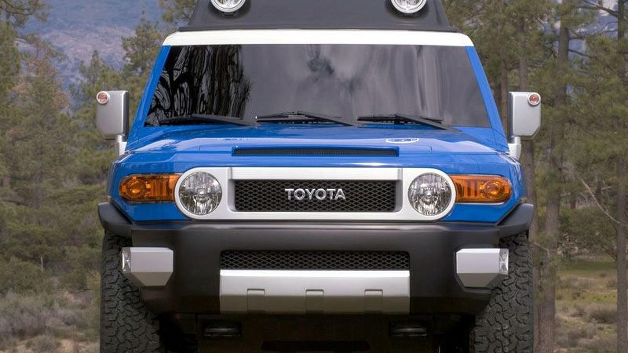 Toyota FJ Cruiser SUV