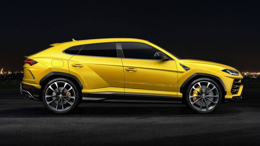 Pirelli To Offer Six Different Tire Options For Lamborghini Urus