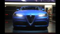 Alfa Romeo al Salone di Parigi 2016