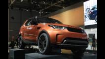 Land Rover al Salone di Parigi 2016