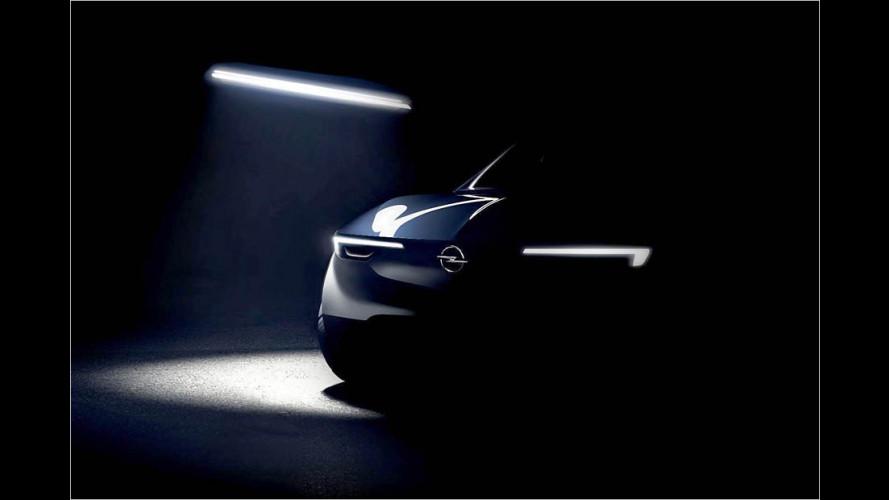 Ein Elektro-SUV von Opel?