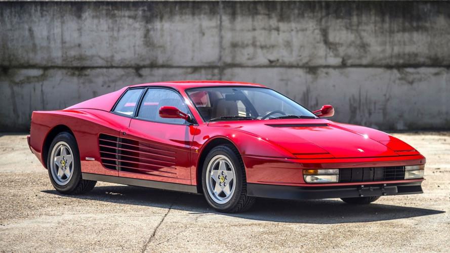 Ferrari, persa l'esclusiva sul nome Testarossa