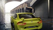 BMW 3.0 CSL Hommage konsepti