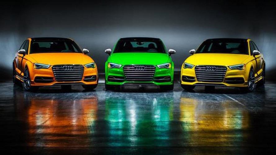 Audi reveals limited-run S3 Sedan Exclusive Edition for U.S.