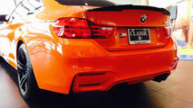 BMW M4 Limerock special edition