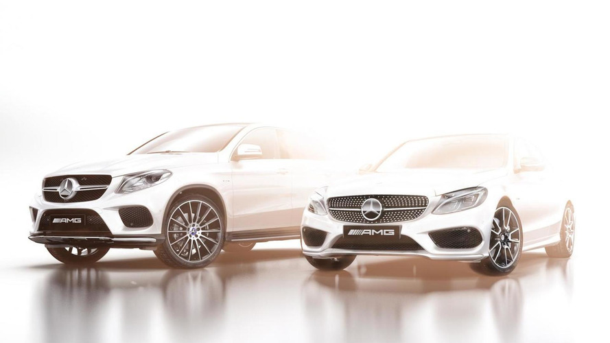 Mercedes-Benz introduces AMG Sport range and teases GLE Coupe