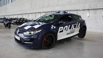 Renault Megane RS for Madrid police