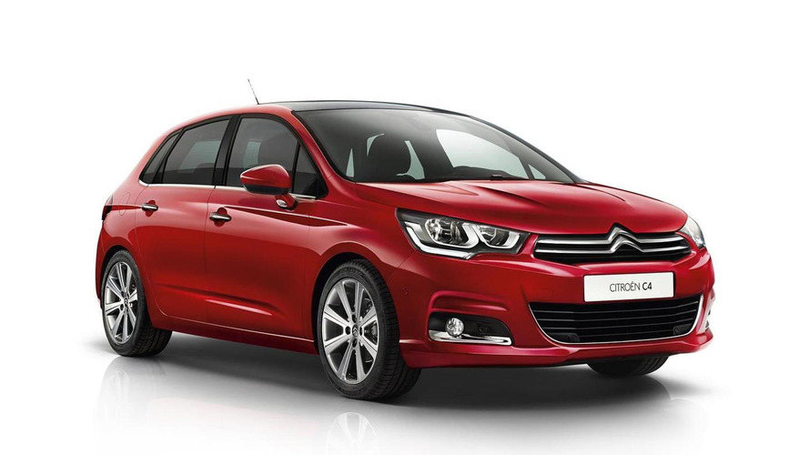 2015 Citroen C4 goes official with modest cosmetic updates and new engines