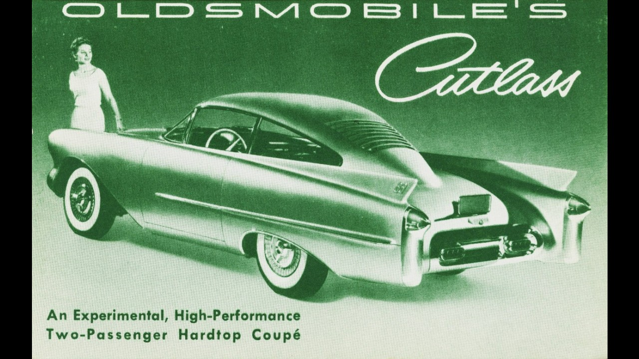 Oldsmobile Cutlass Concept