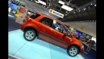 Suzuki SX4 restyling al Salone di Francoforte 2009