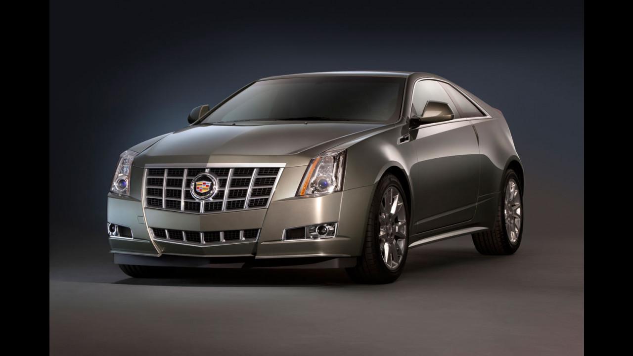 Cadillac CTS Coupé MY 2012