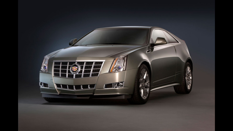 Cadillac CTS MY 2012