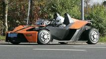 SPIED: 2008 KTM X-Bow